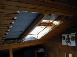 velux dachfenster einbau. Black Bedroom Furniture Sets. Home Design Ideas